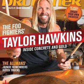 Modern Drummer Magazine (Official)