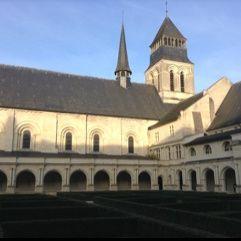 Abbaye Royale De Fontevraud