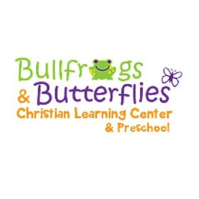 Bullfrogs & Butterflies Christian Learning Center & Preschool