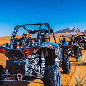 Big Red Motorsports & Adventure Tours (Dubai)
