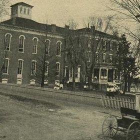 College History Garden