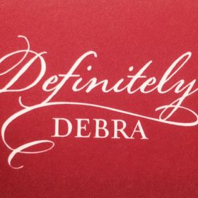 Definitely Debra Invitations and Events