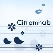 Citromhab .