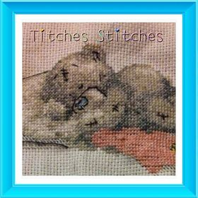 Titches Personalised Stitches