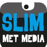 Slim met media