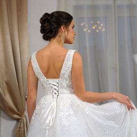 Свадебный салон Княгиня Ольга I Wedding dress Princess Olga