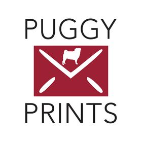 Puggy Prints: Invitations and Party Printables