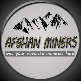 Afghan Miners