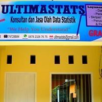 Ultimastats Jasa Olah Data Statistik Bandung
