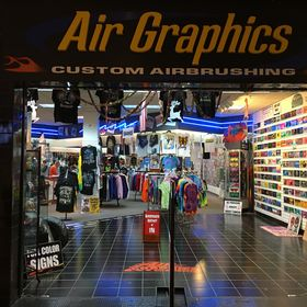 Air Graphics Mike
