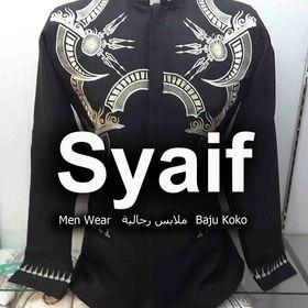 Baju Koko Syaif