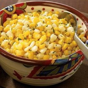 Catrin Harris Loves Corn