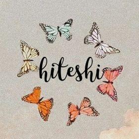 ☆ hiteshi ☆ (f4f)