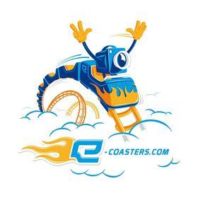 E-Coasters | Theme Park & Roller Coasters