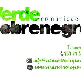 verdesobrenegro