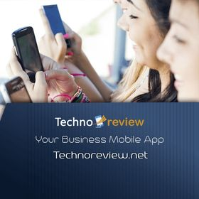 TechnoReview Mobile Apps