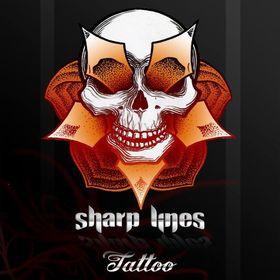 Sharplines Tattoo