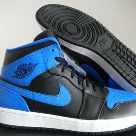 Nike SB Stefan Janoski Air Max Black & Pine Mesh Skate Shoes