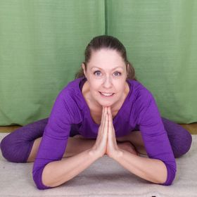 Healing from within with yoga & food