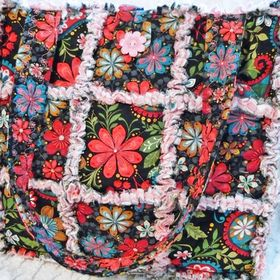 Rag Quilts by Julie