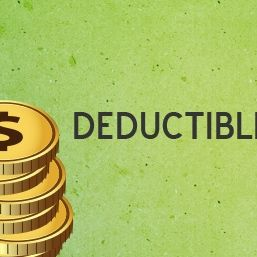 What Does Deductible Mean ?