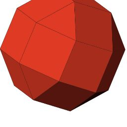 Cuboctaedro