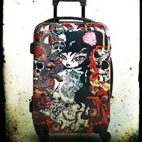 0ad424dae34087 Tokyoto Luggage (tokyotoluggage) on Pinterest