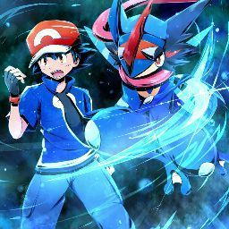 Ash Greninja Mariofreak19 On Pinterest