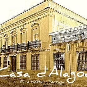 Casa d'Alagoa - Faro Hostel