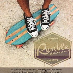 6ee869a374 RUMBLE Skateboards (rumbleboards) on Pinterest