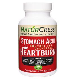 NaturCress Natural Heartburn Relief