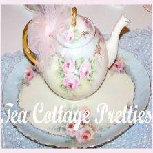 Tea Cottage Pretties - Beverly