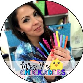 Mrs. V's Chickadees Teaching Resources