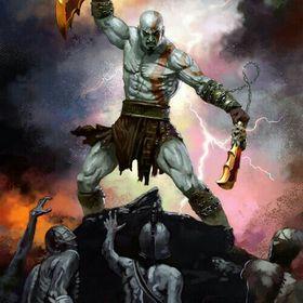 Kratos God Of Chaos