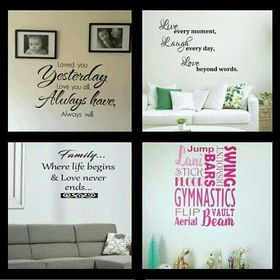 Emjay Alley Wall Decals - A few of our best pics!