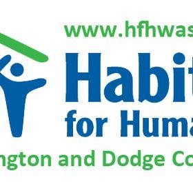 Habitat for Humanity of Washington/Dodge Counties