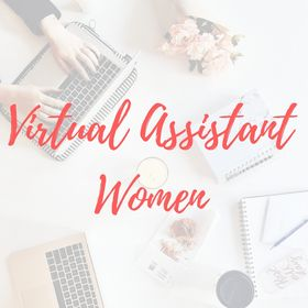 Virtual Assistant Women