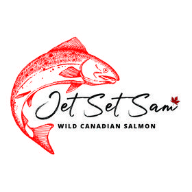 Jet Set Sam Wild Canadian Salmon