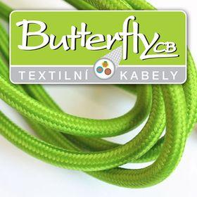 Butterflycb - Textilní kabely