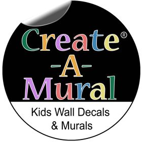 Create A Mural | Kids Room Ideas | Theme DIY Murals & Wall Decals