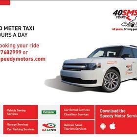 Speedy Motors Services