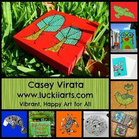 LuckiiArts by  Casey Virata