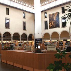 Biblioteca Joan Triadú (Vic)