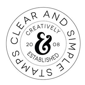 Clear and Simple Stamps