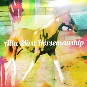 Alta Mira Horsemanship | Partnership-Based Horse Training & Care