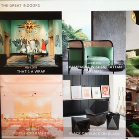 Jessica Saravia | the great indoors