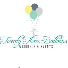 Twenty-Three Balloons Weddings & Events