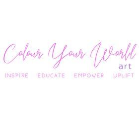 Colour Your World Art