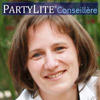 Létizia conseillère Partylite Moselle-Luxembourg