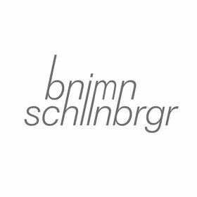 bnjmn _schllnbrgr